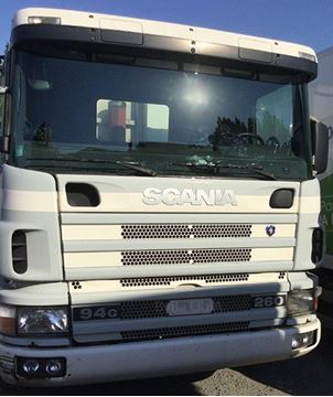 Afbeelding van Voorruit Scania 4-serie