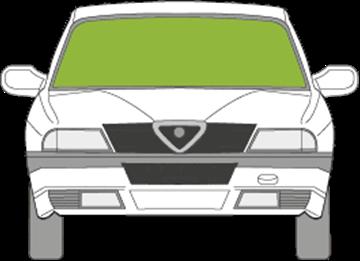 Afbeelding van Voorruit Alfa Romeo 33
