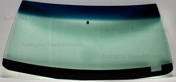 Afbeelding van Voorruit Cadillac Fleetwood met zonneband