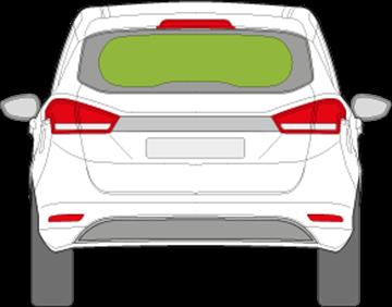 Afbeelding van Achterruit Ford B-max
