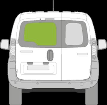 Afbeelding van Achterruit links Peugeot Bipper (verwarmd)