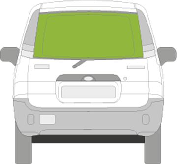 Afbeelding van Achterruit Hyundai Atos